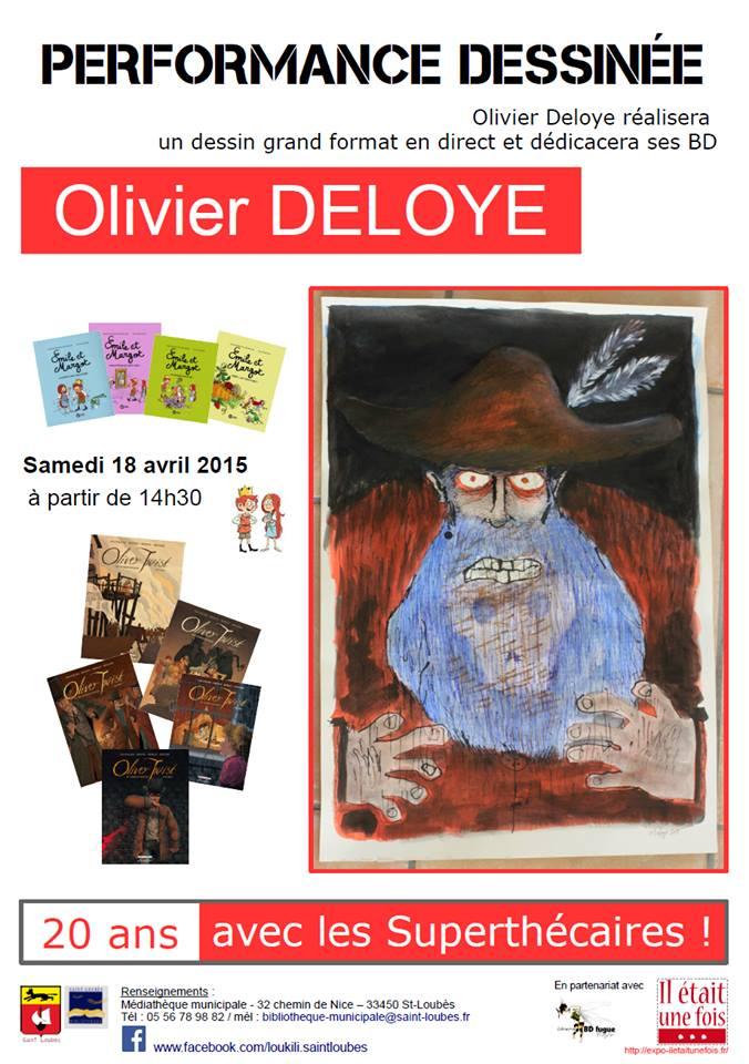 olivierdeloye-stloubes-affiche